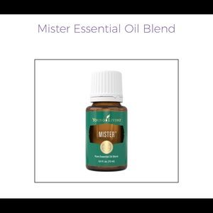 Young Living Mister Essential Oil Blend